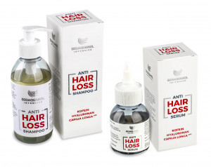 BIOAQUANOL INTENSIVE Anti HAIR LOSS vlasová kosmetika