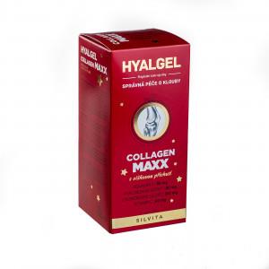 Hyalgel Collagen MAXX s příchutí VIŠEŇ 500 ml