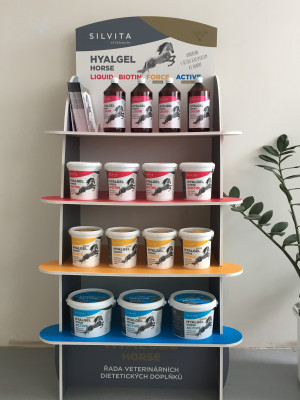 Hyalgel Horse Force Powder 900 g