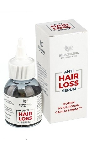 BIOAQUANOL INTENSIVE Anti HAIR LOSS Serum