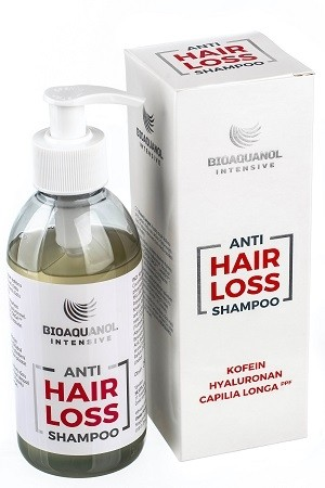 BIOAQUANOL INTENSIVE Anti HAIR LOSS Shampoo