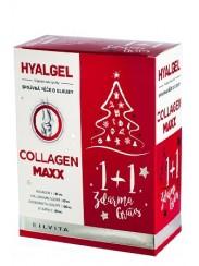 Hyalgel Collagen Max vánoční balení