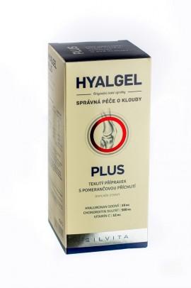 Hyalgel Plus 500 ml pomeranč