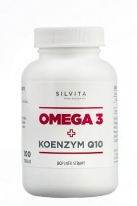 Omega-3 + koenzym Q10