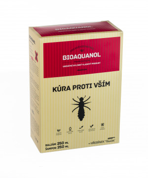 Bioaquanol Kúra proti vším 2 X 250 ml