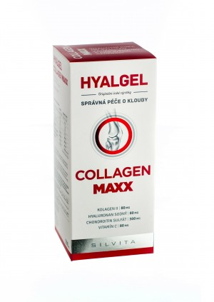 Hyalgel Collagen Max 500 ml