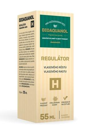 Bioaquanol H regulátor vlasového růstu 55ml
