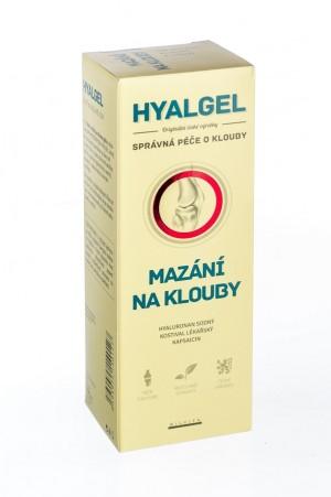 Hyalgel Mazání na KLOUBY A POHYBOVÝ APARÁT 250ml