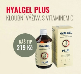 Hyagel Plus Kloubní výživa s vitamínem C